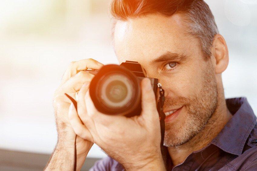 Fotoshooting mit Models